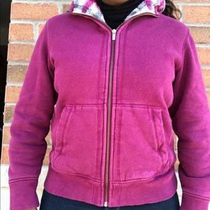 Windriver Sherpa-Lined Hoodie